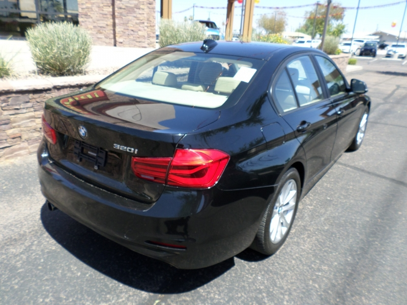 BMW 3-Series 2016 price $17,195