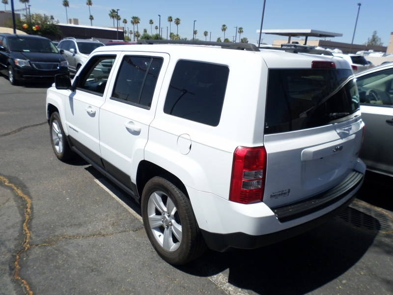 Jeep Patriot 2015 price $13,495