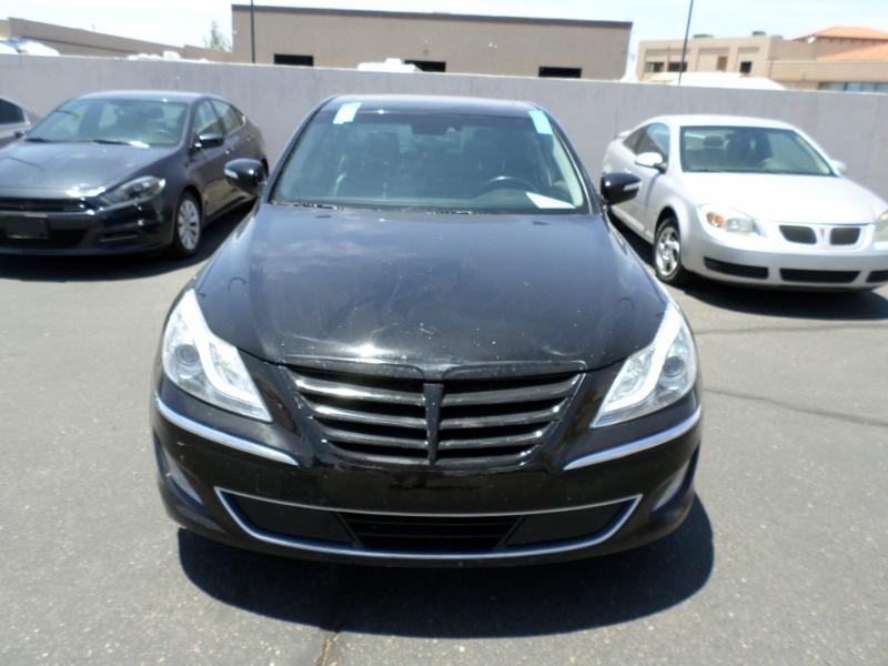 Hyundai Genesis 2013 price $12,995