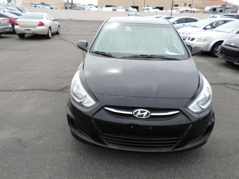 Hyundai Accent 2017 price $11,095