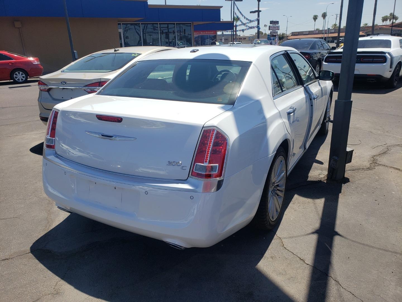 Pre-Owned 2012 Chrysler 300C 4 DOOR SEDAN