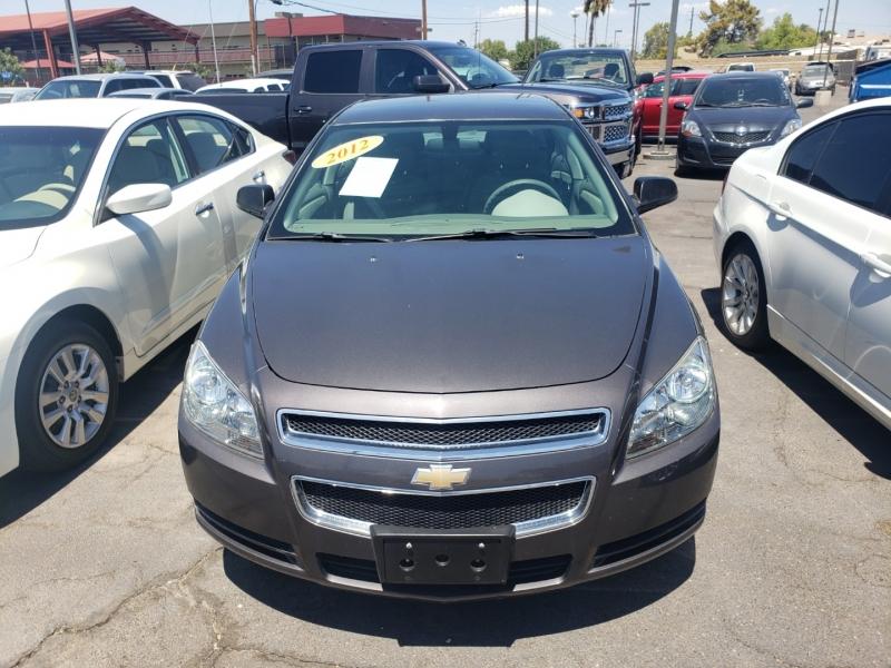 Chevrolet MALIBU 2012 price $12,995