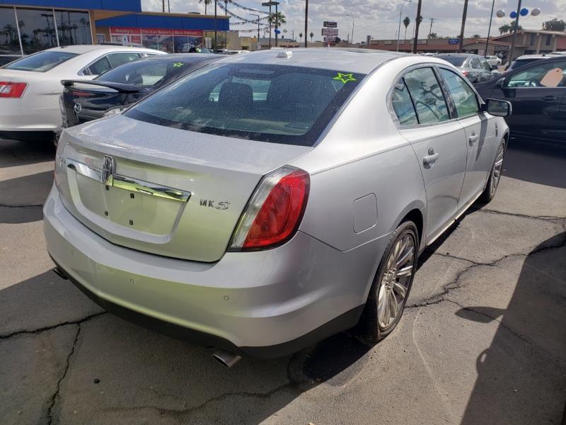 Lincoln MKS 2011 price $13,995