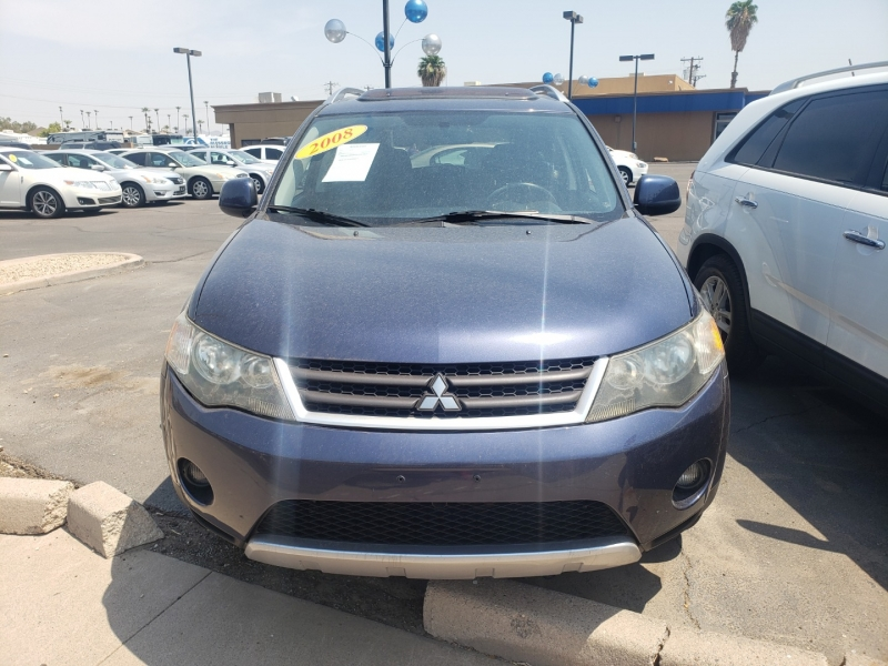Mitsubishi OUTLANDER 2008 price $11,995