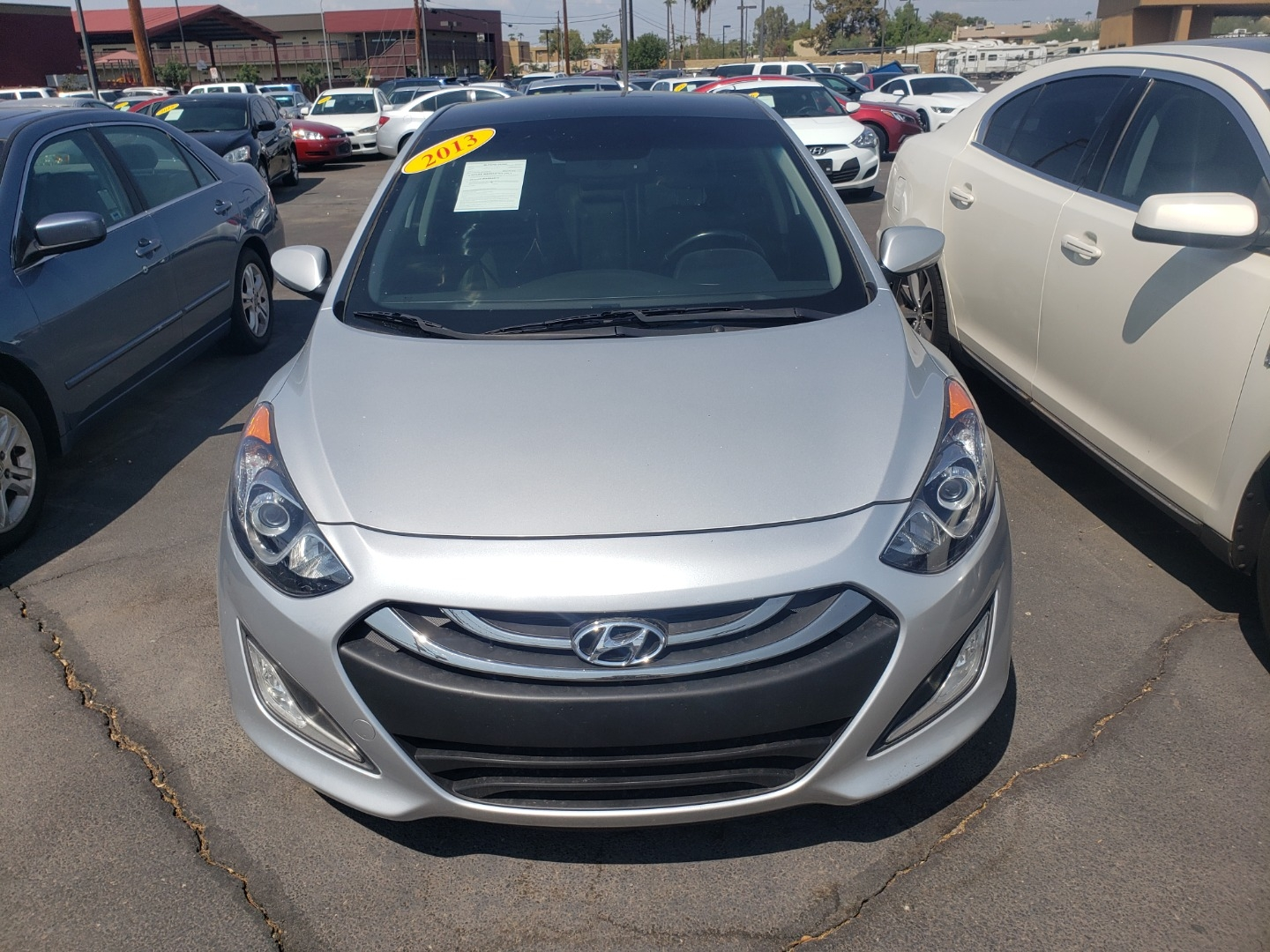 Pre-Owned 2013 Hyundai ELANTRA GT 4 DOOR HATCHBACK