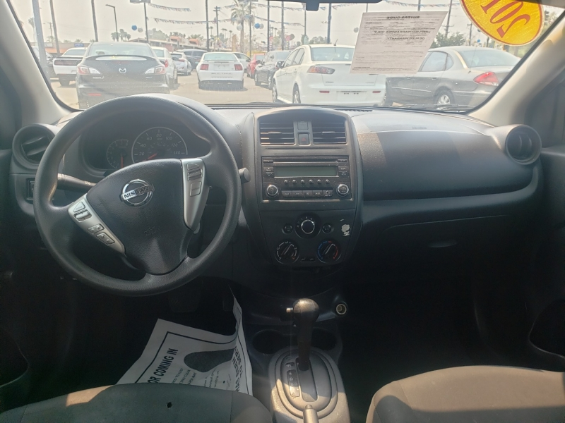 Nissan VERSA 2017 price $11,995
