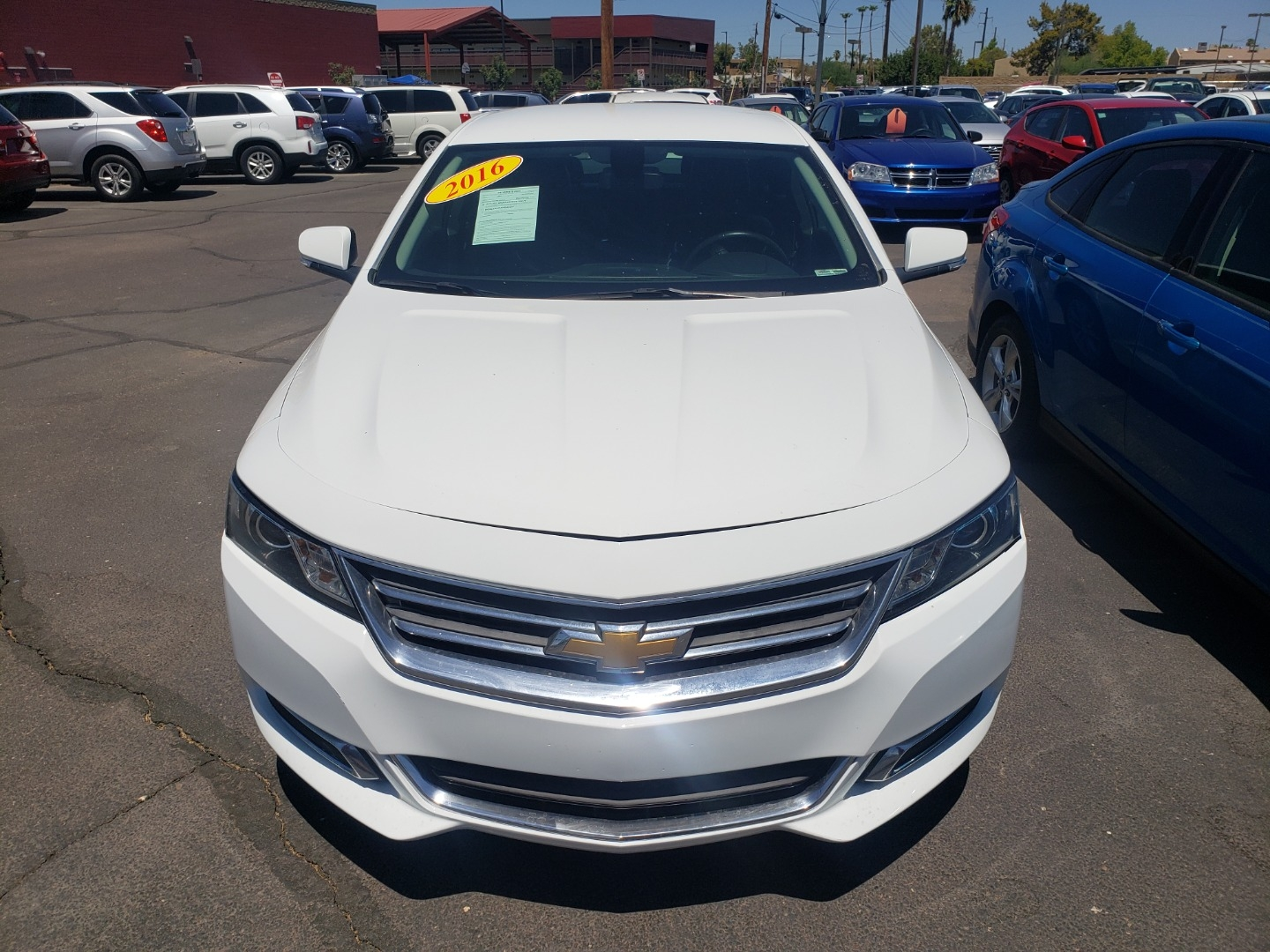 Pre-Owned 2016 Chevrolet IMPALA 4 DOOR SEDAN