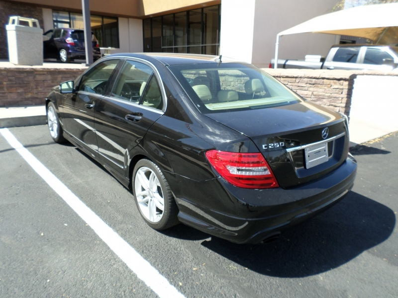 Mercedes-Benz C-Class 2013 price $15,695