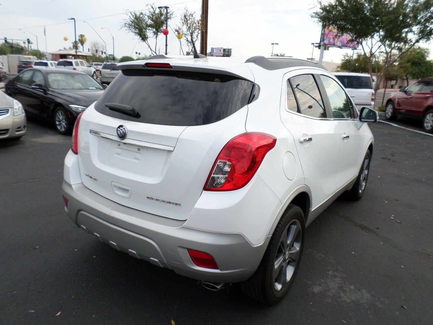 Pre-Owned 2014 Buick Encore FWD 4dr