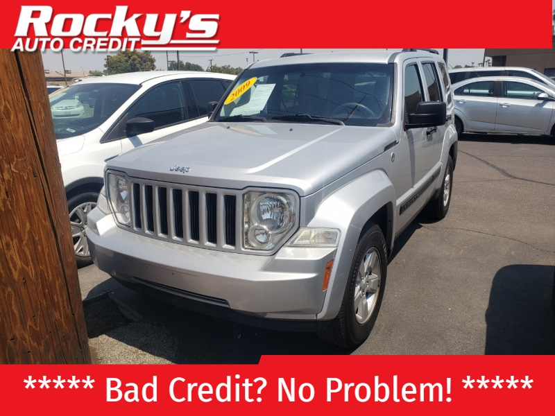 Jeep LIBERTY 2009 price $12,795