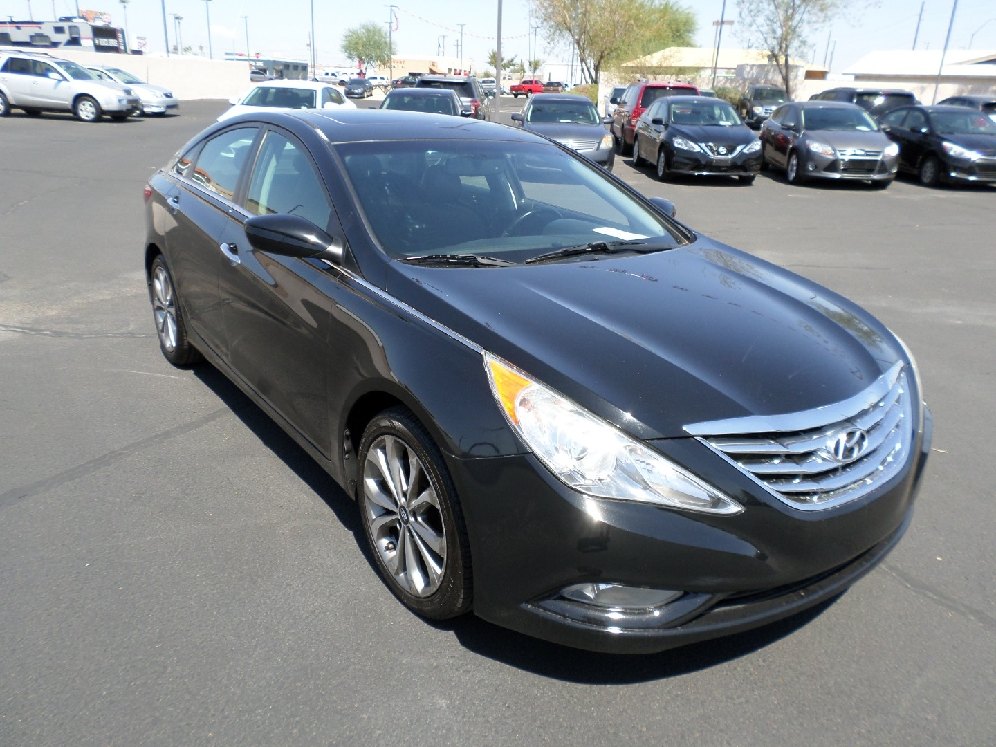 Pre-Owned 2013 Hyundai Sonata 4dr Sdn 2.0T Auto Limited *Ltd Avail*