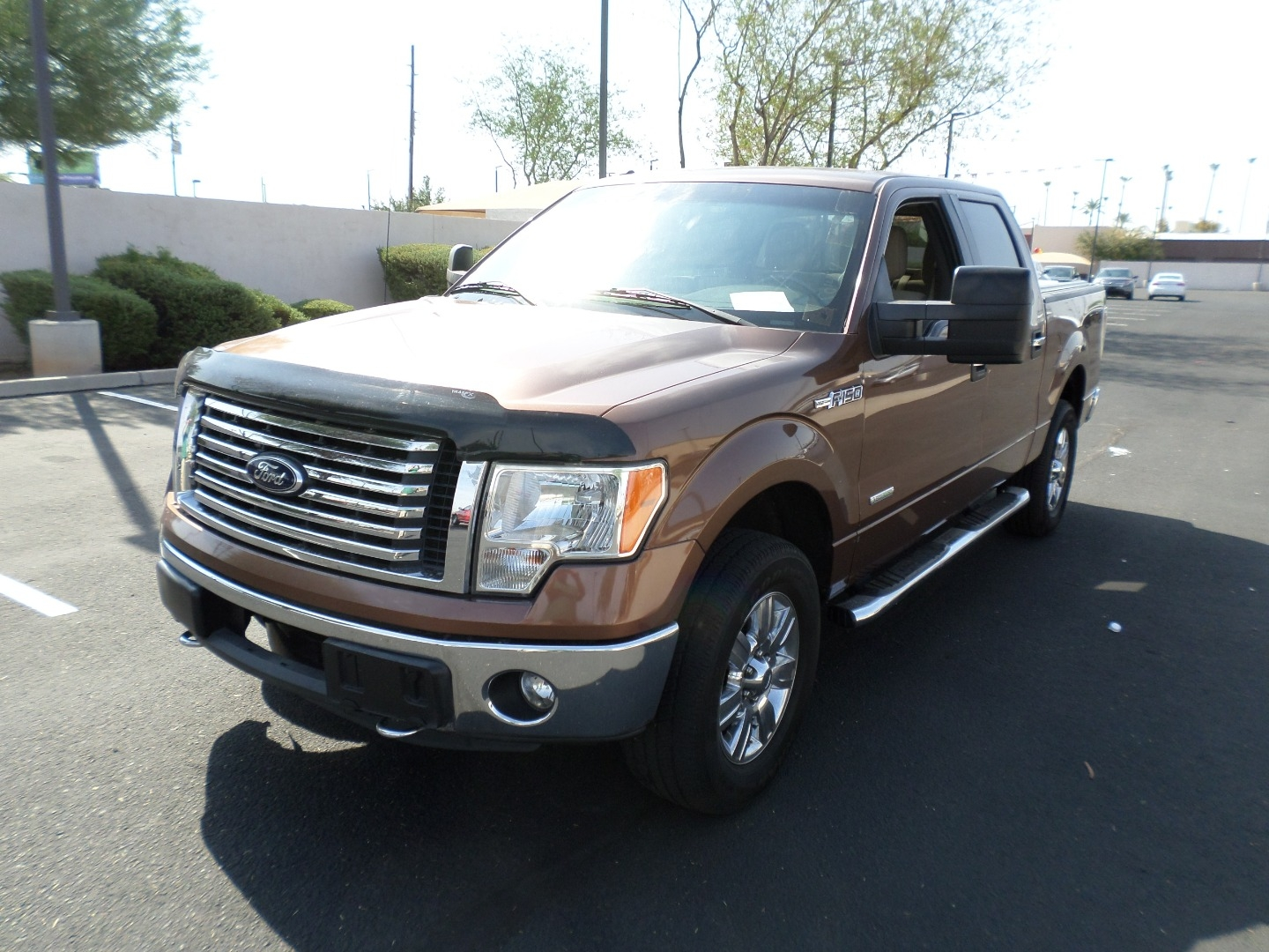 Pre-Owned 2012 Ford F-150 4WD SuperCrew 145 XL