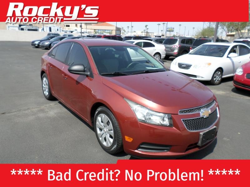 Chevrolet Cruze 2013 price $9,995
