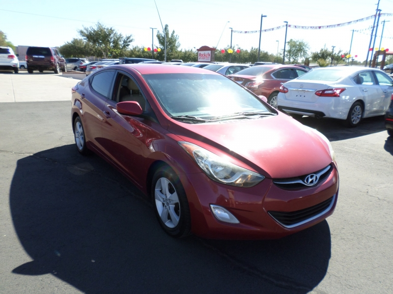 Hyundai Elantra 2012 price $10,995