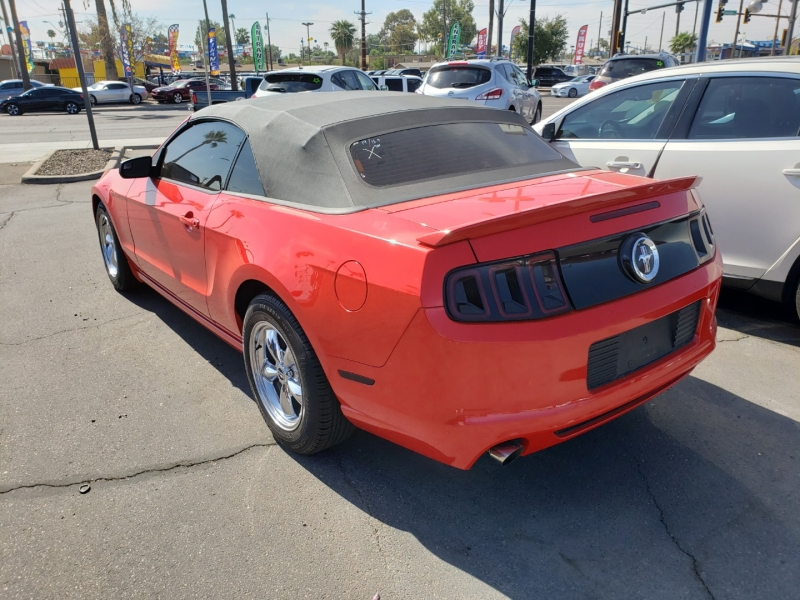 Ford MUSTANG 2014 price $16,995