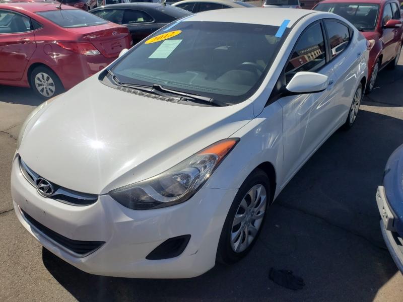 Hyundai ELANTRA 2012 price $11,995