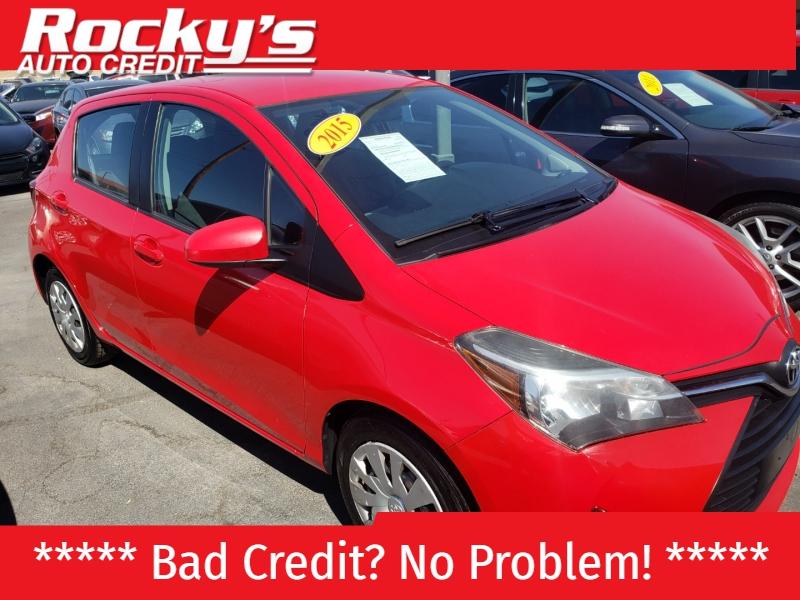 Toyota YARIS 2015 price $11,995