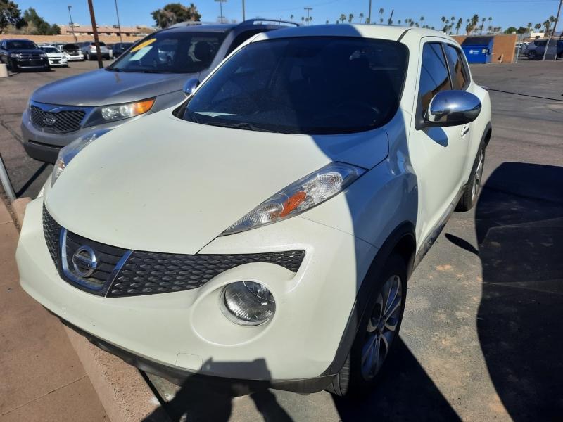 Nissan JUKE 2012 price $13,995