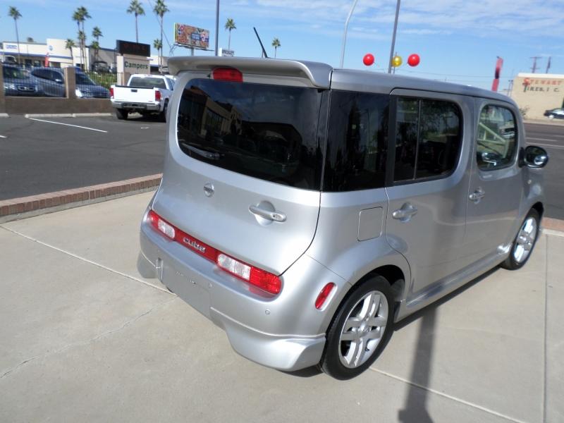 Nissan cube 2009 price $10,995