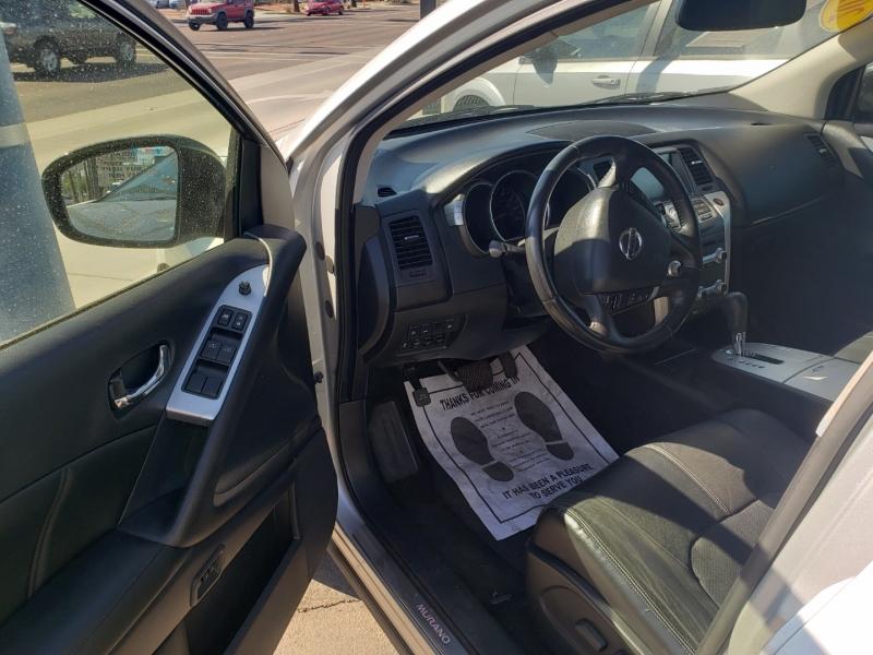 Nissan MURANO 2012 price $14,995