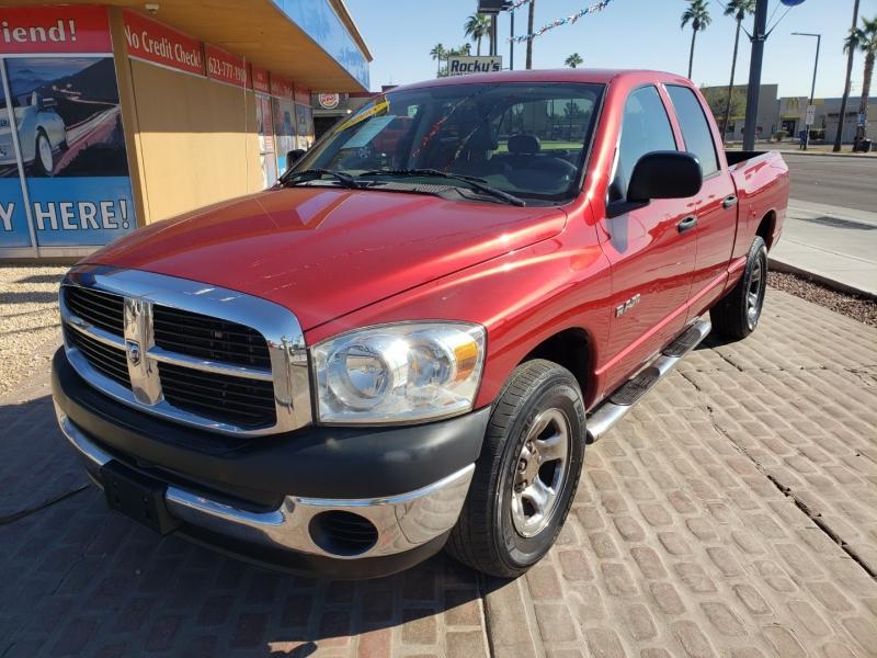 Dodge RAM PICKUP 2008 price $17,030