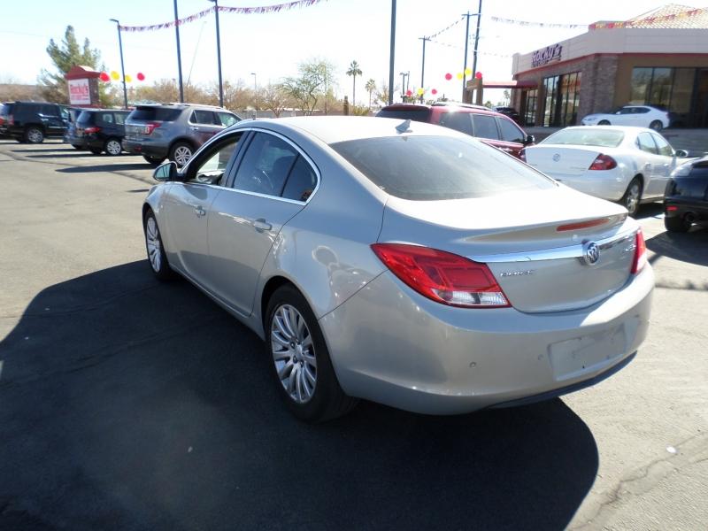 Buick Regal 2011 price $9,395