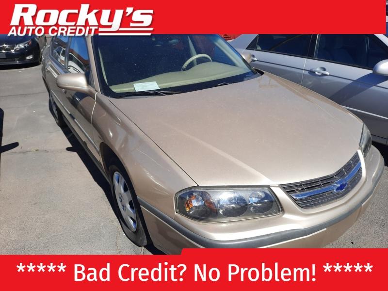 Chevrolet IMPALA 2004 price $6,995