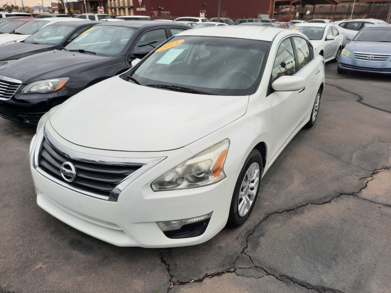 Nissan ALTIMA 2015 price $15,995