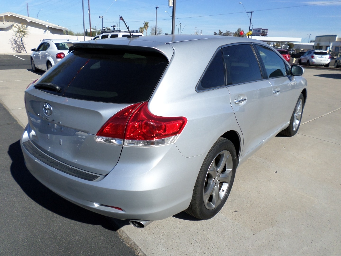 Pre-Owned 2009 Toyota Venza 4dr Wgn V6 FWD