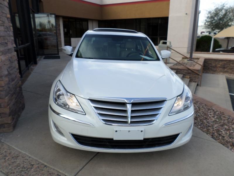 Hyundai Genesis 2013 price $13,895