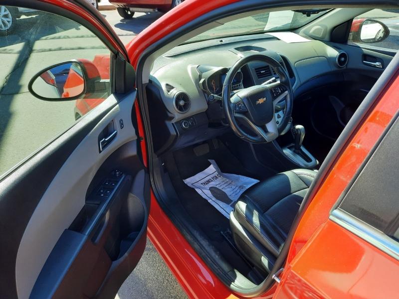 Chevrolet SONIC 2015 price $11,995