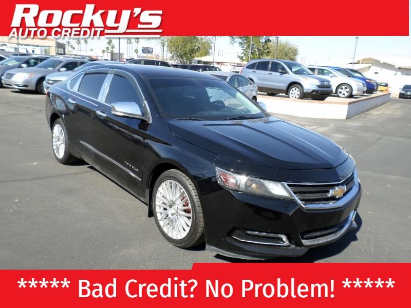 Chevrolet Impala 2017 price $13,795