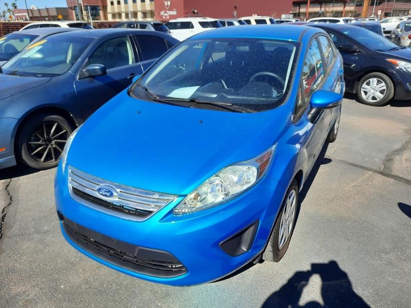 Ford FIESTA 2013 price $11,495