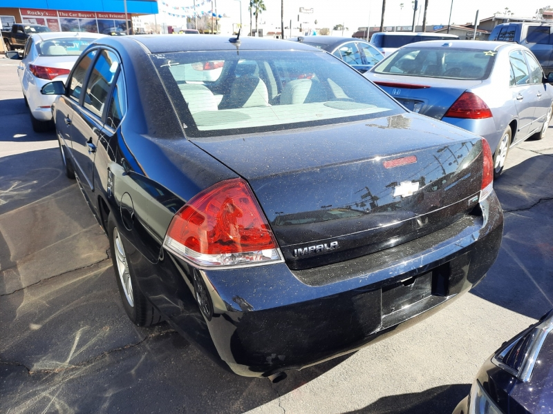 Chevrolet IMPALA 2013 price $9,395