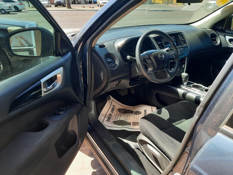 Pre-Owned 2016 Nissan PATHFINDER 4 DOOR WAGON