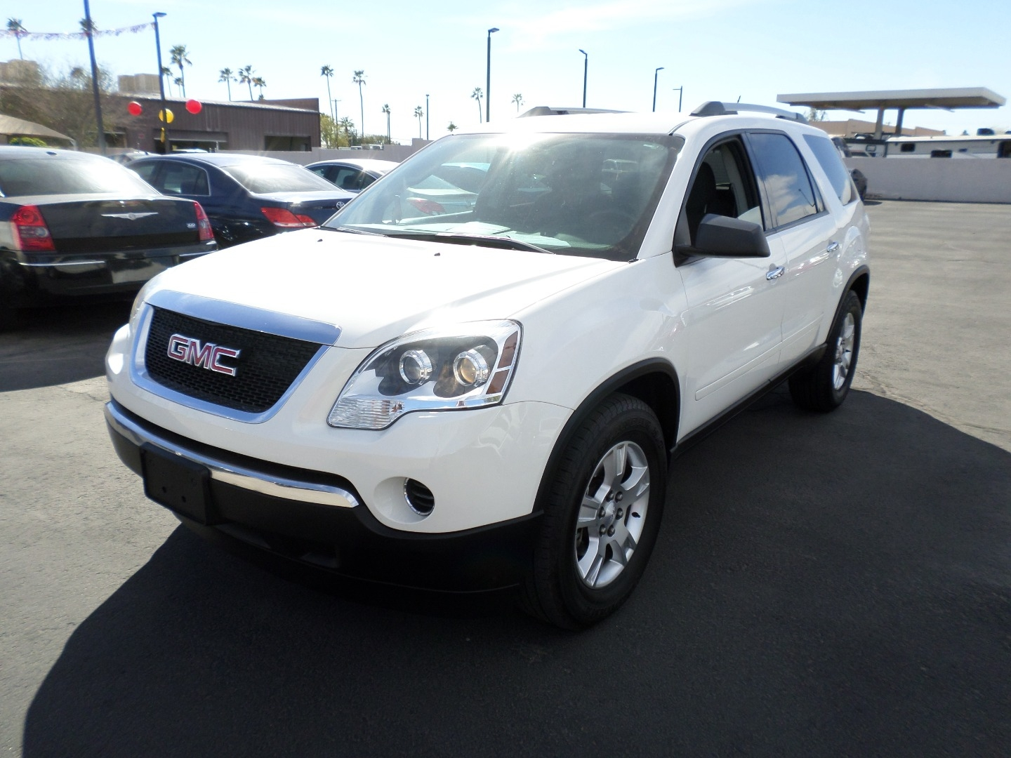 Pre-Owned 2010 GMC Acadia FWD 4dr SL