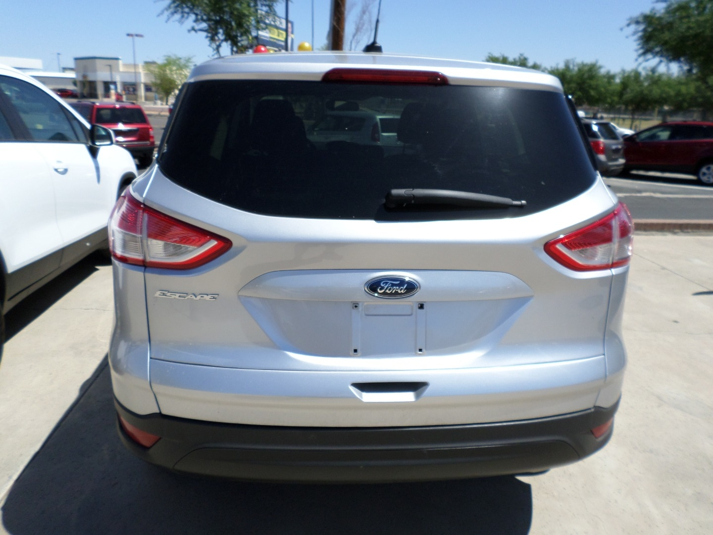 Pre-Owned 2013 Ford Escape FWD 4dr S
