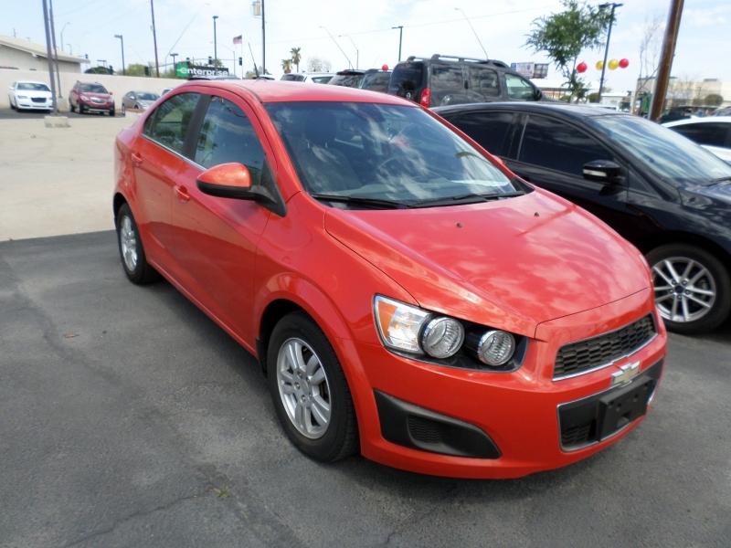 Chevrolet Sonic 2012 price $8,995