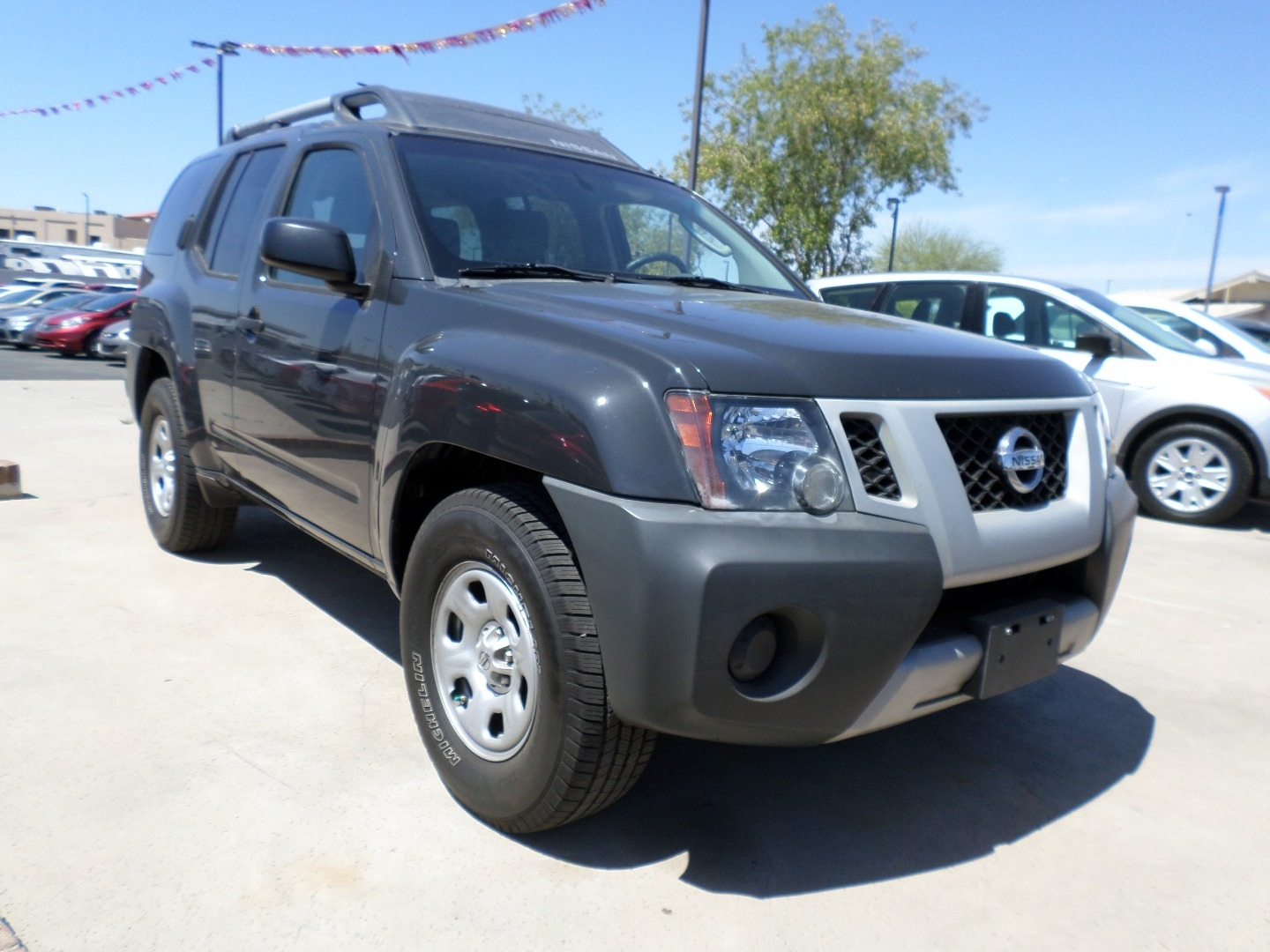 Pre-Owned 2012 Nissan Xterra 2WD 4dr Auto S