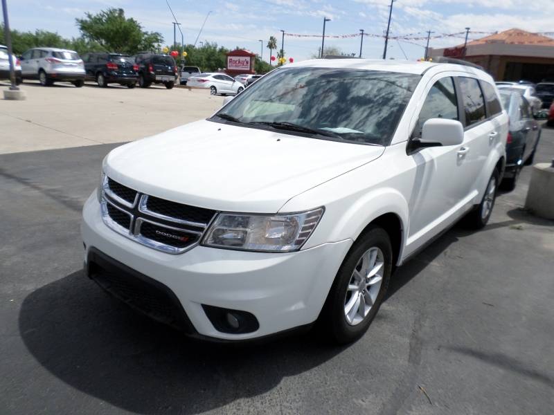 Dodge Journey 2015 price $11,995