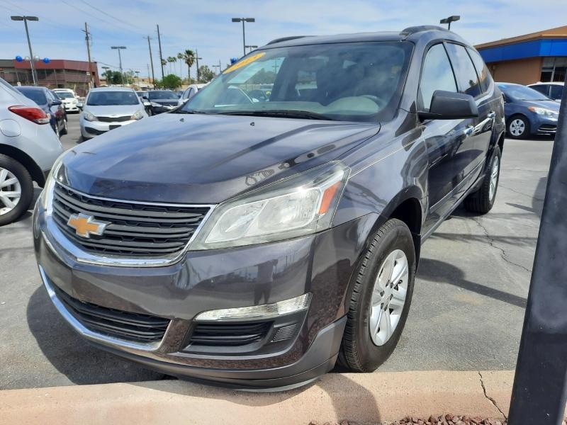 Chevrolet TRAVERSE 2013 price $18,995