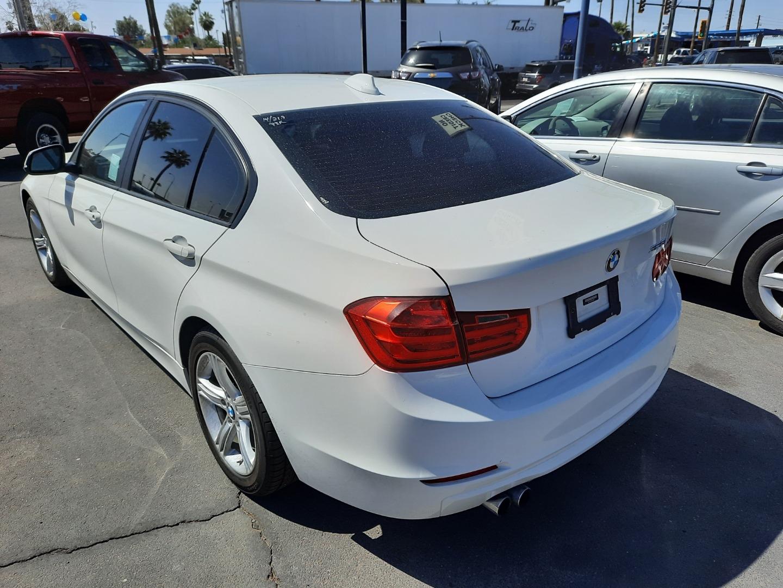 Pre-Owned 2014 BMW 3 SERIES 4 DOOR SEDAN