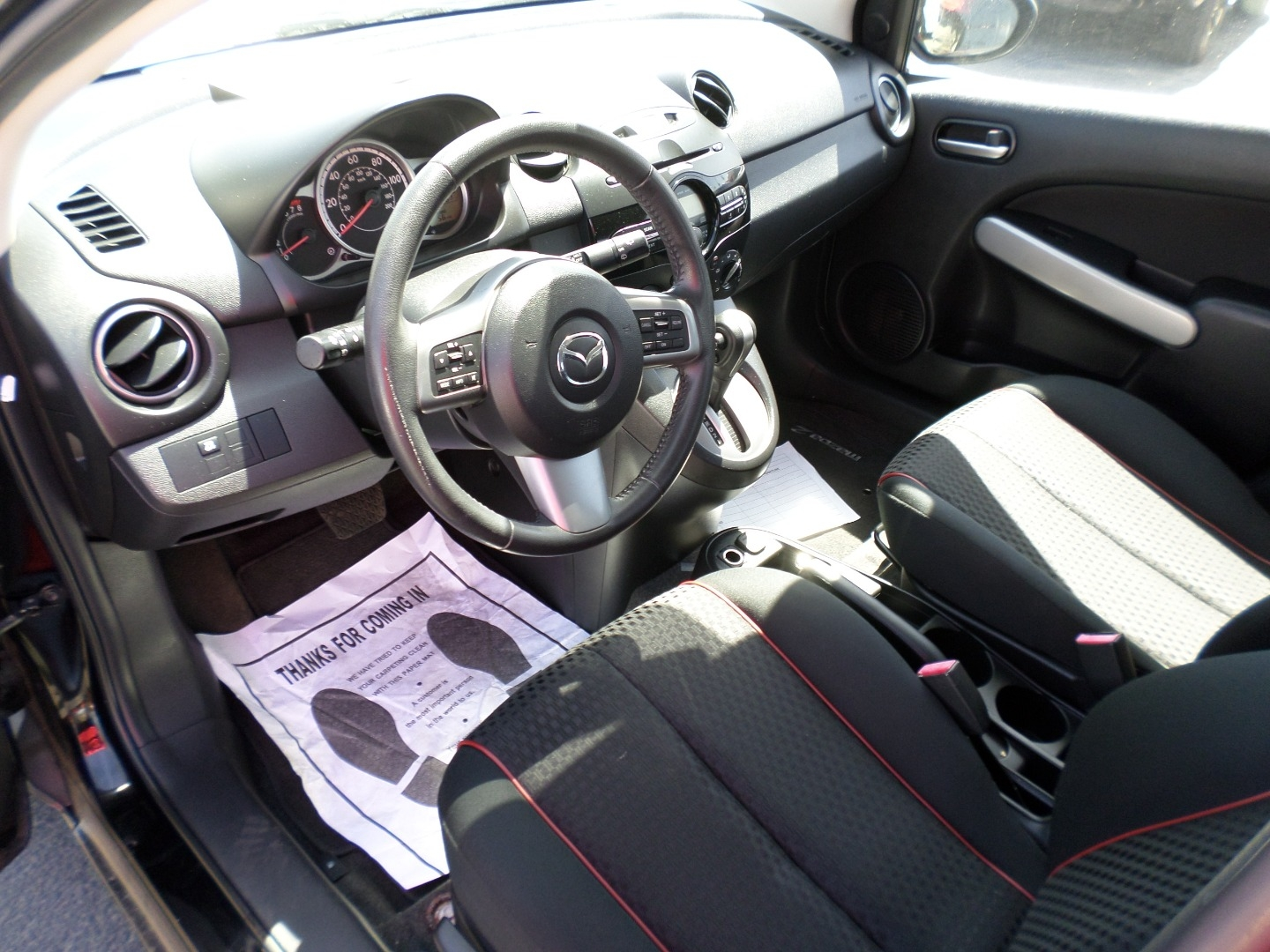 Pre-Owned 2013 Mazda2 4dr HB Man GS