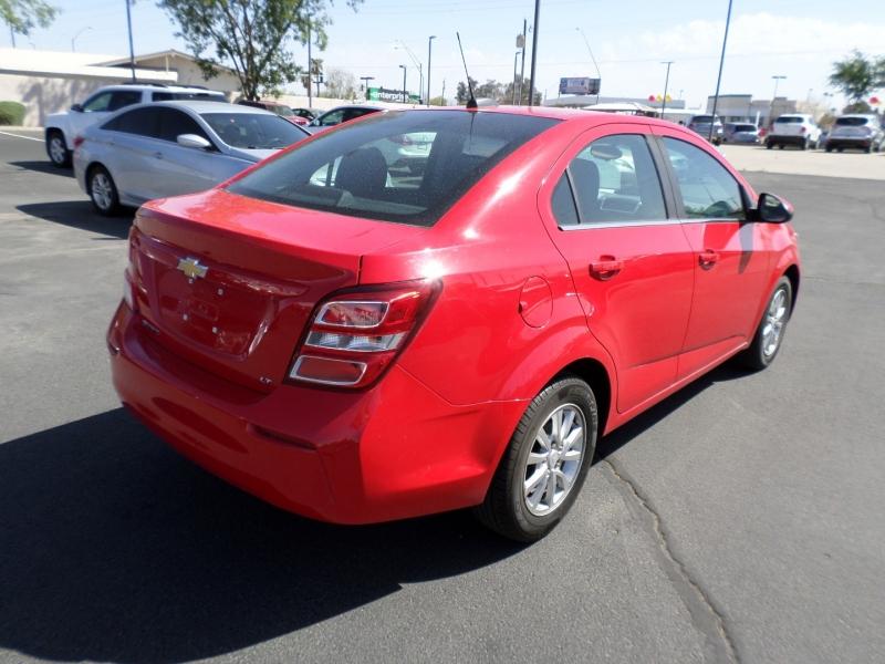 Chevrolet Sonic 2017 price $11,695