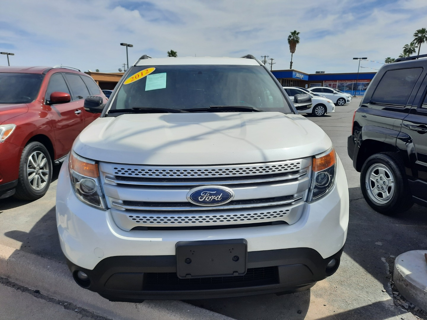 Pre-Owned 2012 Ford EXPLORER 4 DOOR WAGON