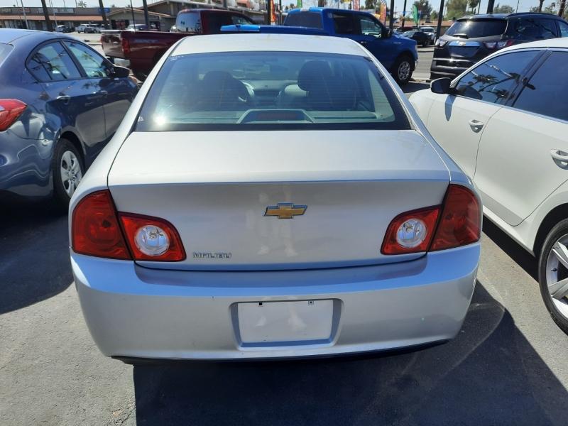 Chevrolet MALIBU 2012 price $13,995