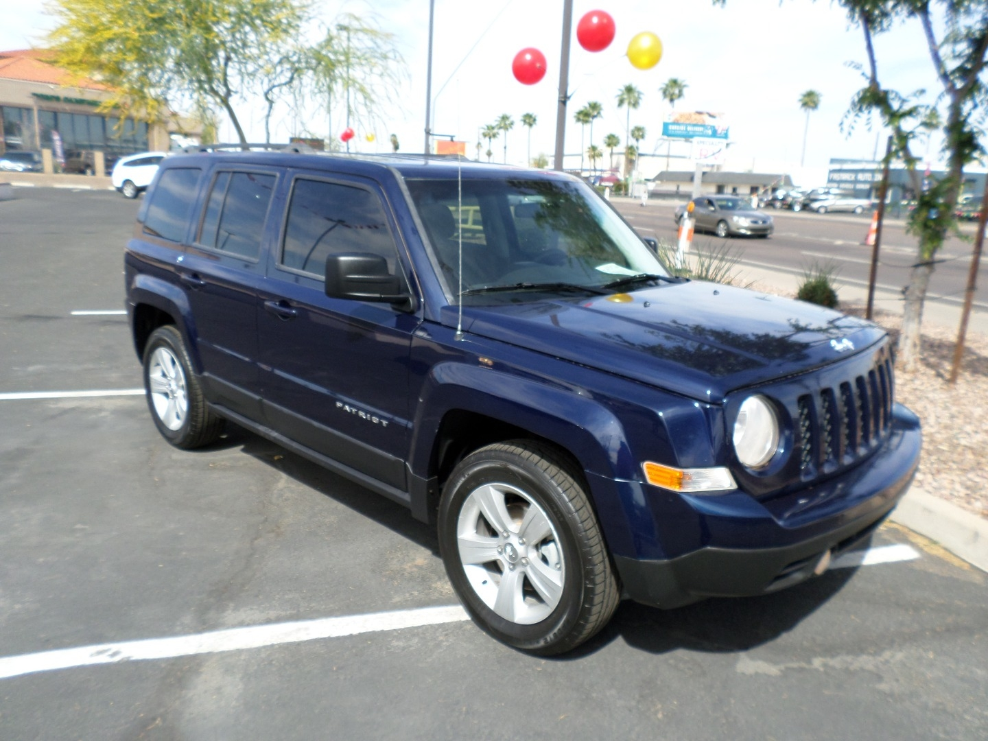 Pre-Owned 2013 Jeep Patriot 4WD 4dr Sport