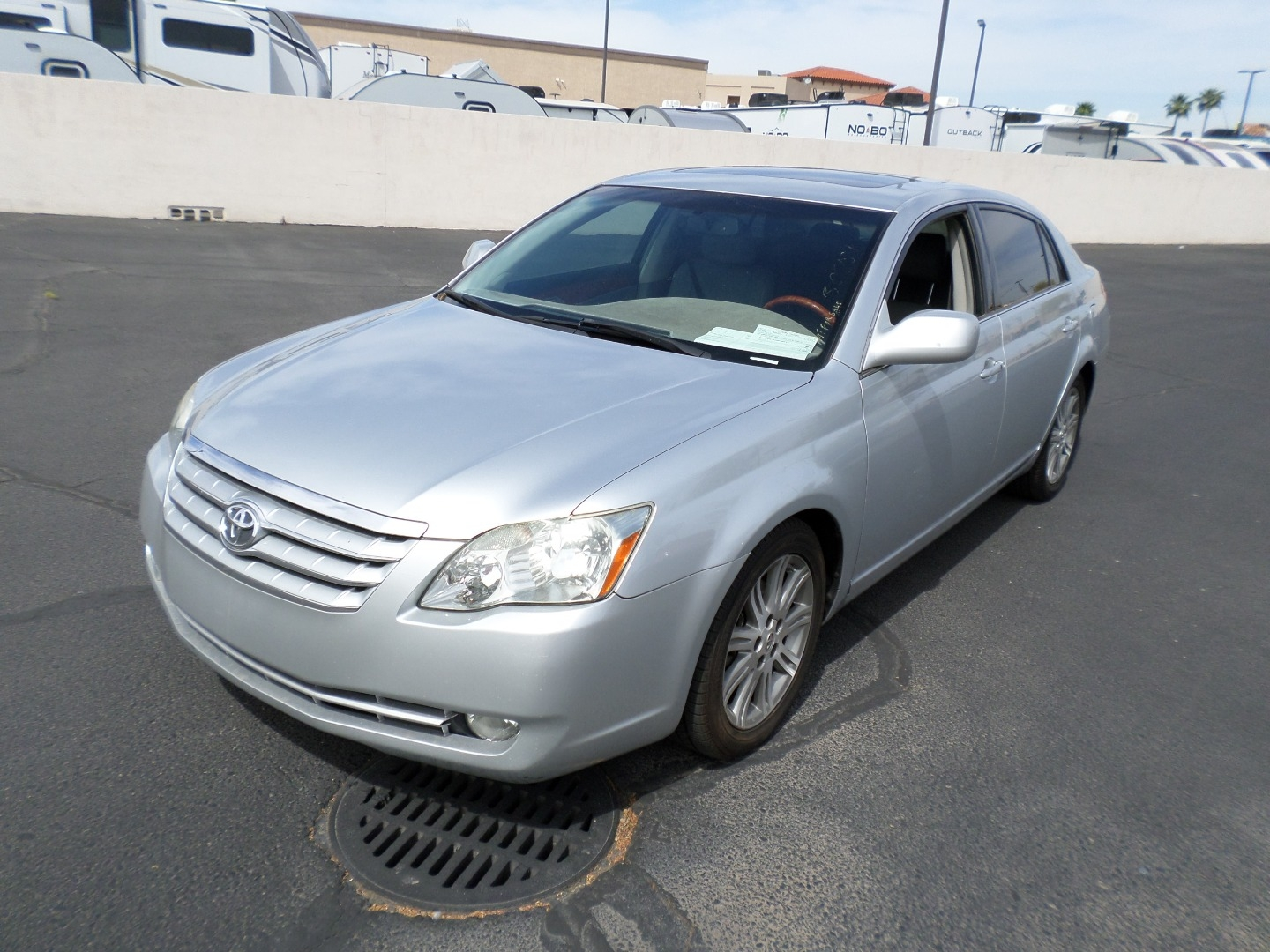 Pre-Owned 2007 Toyota Avalon 4dr Sdn XL