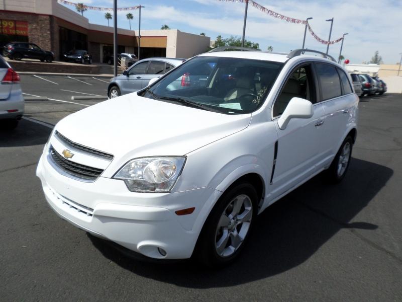 Chevrolet Captiva Sport Fleet 2014 price $11,995