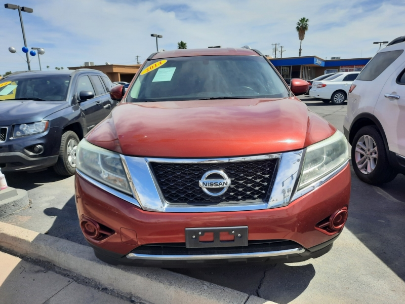 Nissan PATHFINDER 2014 price $16,995